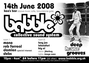 14th june flyer